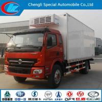 Quality Dongfeng 118HP 4X2 Food Cart for sale for sale