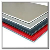 Quality PVDF ACP with 4mm Thickness Aluminium Composite Panels Used on Exterior Wall Decoration for sale
