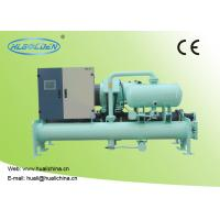 Quality Low Temperature Commercial Chiller Units Screw-type Water Cooled For Commercial Fan Coil With CE Certificate for sale
