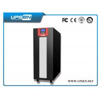 Quality 60KVA 48KW 3 Phase Uninterruptible Power Supply industrial UPS System with Copper Transfromer for sale