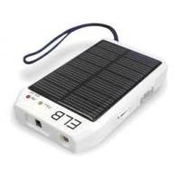 Quality Solar Power Cell Phone Battery Charger for Flashlight Torch for sale