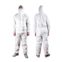Quality Protective Coronavirus Disposable Isolation Gowns for Hospital Use CE Approved for sale