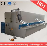 Best hydraulic metal sheet cutter machine / Hydraulic Guillotine Shearing Machine with NC Control wholesale
