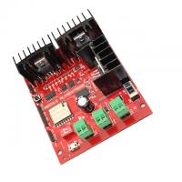 Quality Red Electronic FR4 Prototype PCB Assembly Circuit Board 4 Layer 1OZ HASL Rohs Approval for sale
