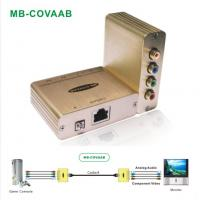 Best Component Video/Analog Audio Transmission Over Cat5e/6 wholesale