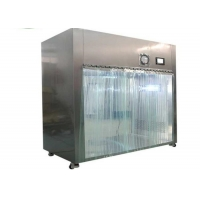 Quality GMP Clean Room Laminar Flow Booth CE Certification for sale