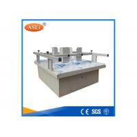 Quality Low Noise Lab Simulated Transport Vibration Testing Equipment 1 ph 3 lines for sale