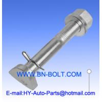 China Wheel Bolts (Hub bolts) for D-Bolt (benz) on sale