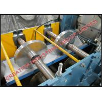 Quality Customized V Shaped Ridge Cap Roll Forming Machine 7.5 x 1 x 1.4 meters for sale
