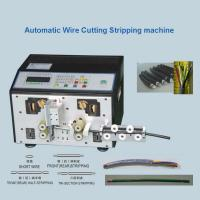 Buy Multi - Core Cable Cutting Stripping Machine  Wire Cut Strip Crimp Machine at wholesale prices