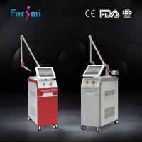 China Q-switch Pulsed output tattoo laser removal machine price switch tattoo removal machine on sale