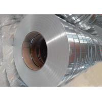 Quality Width 12 - 1100mm Hot Rolling Aluminium Strips For Oil Cooler , Aluminium Sheet Roll for sale