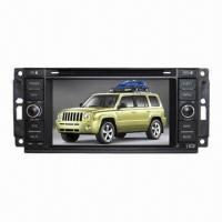 Quality Jeep Compass Car DVD Player with Auto GPS Navigation Radio System for sale