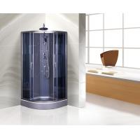 Buy cheap Grey Profiles Quadrant Shower Cubicles 900 X 900 X 2250 mm SGS ISO9001 Certification from wholesalers