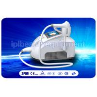 Quality Home Mini  Diode Laser upper lip hair removal machine With Water Air Semiconductor Cooling for sale