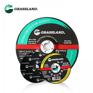 Quality Korea market flexible  metal cutting disc  for Angle Grinder 125X1X16 mm for sale