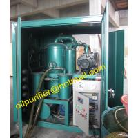 Quality Used Transformer Oil Purifier, Oil Purification Systesm, Oil Reclamation Systems for sale