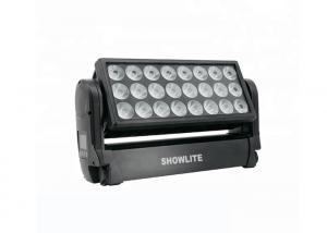 Quality 24PCS 15W 4 In 1 Wall Wash Outdoor Led Rgb Moving Head Lights for sale