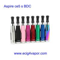 Quality Aspire CE5-S BDC Clearomizer Aspire BDC dual coil wholesale supplier online vapor store for sale