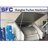 Quality Sewage Treatment Rotary Drum Screen Filter Removes Solids From Effluent Streams for sale