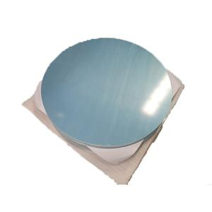 Quality 1050 1100 6.0mm Aluminum Circle Sheet Disc Disk For Cookware for sale