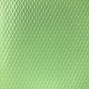 Quality 1060 1070 PE PVDF Coating Diamond Orange Peel Stucco Embossed Aluminum Coil for sale