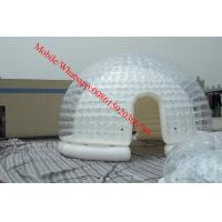 Quality inflatable lawn tent inflatable dome tent  inflatable bubble camping tent for sale