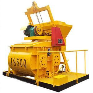 Quality 12. JS500 Concrete Mixer for sale