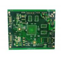Buy cheap LPI Green 1OZ FR4 370HR ENIG Automotive PCB Boards from wholesalers