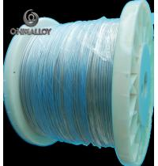 Best Resistance Heating Wire Nichrome Alloy 80% Nickel / 20% Chromium Multi Strands for heating core,radium tube e't'c wholesale