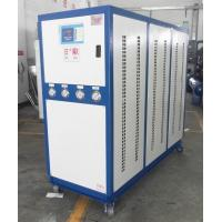 Quality 67.14KW Bevertech Water Cooled Water Chiller With Control Panel R22 / R134a Refrigerant for sale