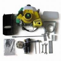 Buy cheap Friction Bicycle Engine Kit with 4-stroke Single Cylinder Air-cooling and 0.55L from wholesalers