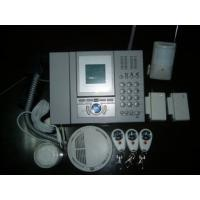 Quality Multi-Functional Home GSM Alarm Systems CX-210 for sale