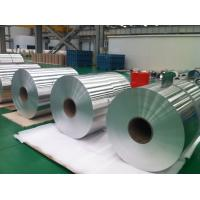 Quality Thickness 0.08-0.2mm Finstock  8011-H24 Aluminum Bare foil applied for refrigrrator for sale