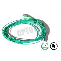 Best Multimode Fiber Optic Patch Cord OM 3 3mm For Wide Area Networks / LANs wholesale