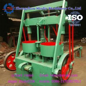 China Durable honeycomb coal briquette machine Honeycomb Coal Briquette Machine for Making BBQ on sale