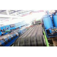 Quality Galvanized Steel PU Sandwich Production Line Automatic Cooling System for sale