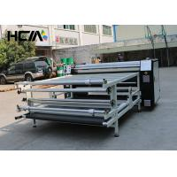 Quality Roller Type High Press T - Shirt Printing Sublimation Heat Transfer Printing Equipment for sale