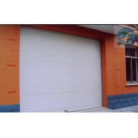 Quality Electric Insulated Garage Doors Automatic For Window Decorating for sale