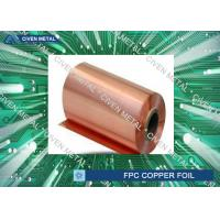 Quality Double Shiny  RA Copper Foil For FPC ,Roll Size  Maximum Width 650 for sale