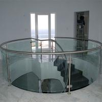 Buy cheap China high quality 10mm deck tempered glass railings suppliers from wholesalers