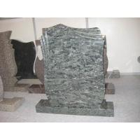 Buy cheap Hungary Style Granite Stone Tombstone Granite Memorial Plaques For Graves from wholesalers