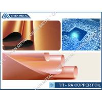 Quality Double Shiny Rolling Copper Foil For FPC , Roll Size , Maximum Width 650 for sale