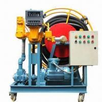 Quality Mobile Fuel Unit with Flow Rate of 300L/Minute and 780rpm Speed for sale
