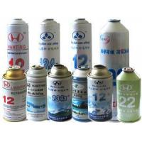 Quality Small Can R134a Refrigerant Gas for Car for sale