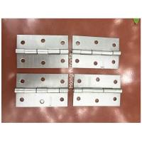 Quality Unpolished economical cheap  Entry Door Hinges Brass Plated Nickel Plated Light Weight for sale