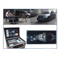 Buy cheap AC110-240V Mobile Under Vehicle Inspection System Car Area Scan 2 Years Warranty from wholesalers