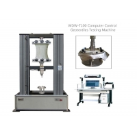 Quality CBR Puncture Geotextiles UTM Universal Testing Machine for sale