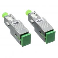 Quality 3dB SC/APC Fiber Optic Attenuator Fully Compatible With Low Ripple Broadband for sale