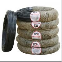 Quality Soft Black Annealed Wire With Oil Painted Black Annealed Wire for sale